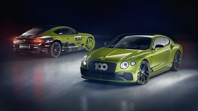 Bentley xuất xưởng chiếc Pikes Peak Continental GT đầu tiên - Ảnh 1.