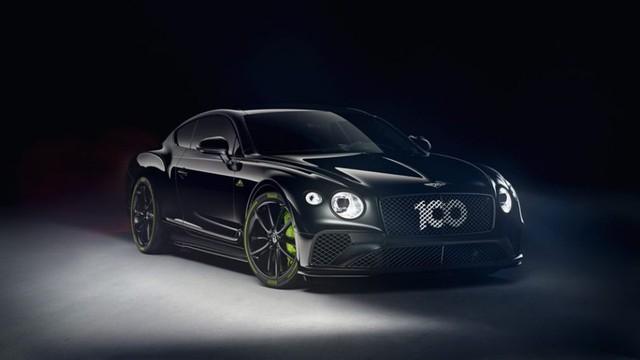 Bentley xuất xưởng chiếc Pikes Peak Continental GT đầu tiên - Ảnh 11.