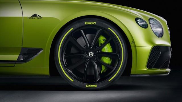Bentley xuất xưởng chiếc Pikes Peak Continental GT đầu tiên - Ảnh 3.