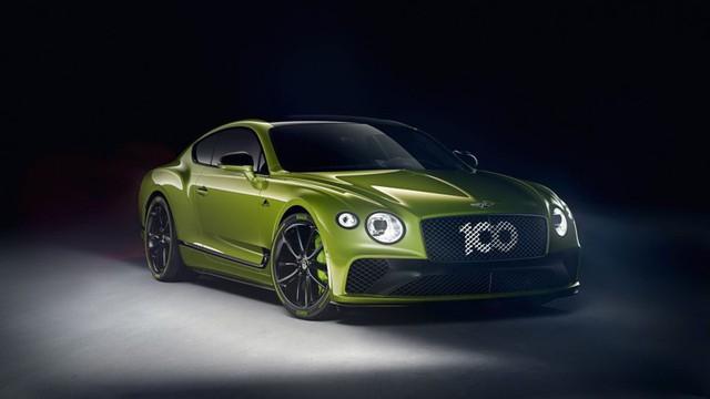Bentley xuất xưởng chiếc Pikes Peak Continental GT đầu tiên - Ảnh 5.