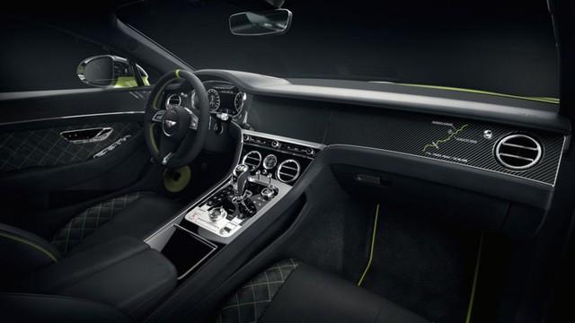 Bentley xuất xưởng chiếc Pikes Peak Continental GT đầu tiên - Ảnh 7.