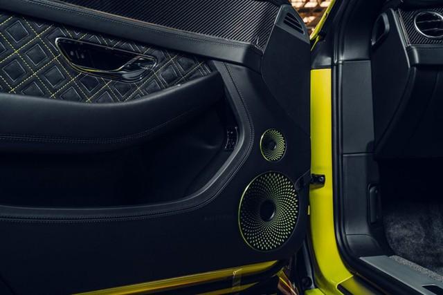 Bentley xuất xưởng chiếc Pikes Peak Continental GT đầu tiên - Ảnh 8.