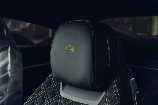 Bentley xuất xưởng chiếc Pikes Peak Continental GT đầu tiên - Ảnh 9.