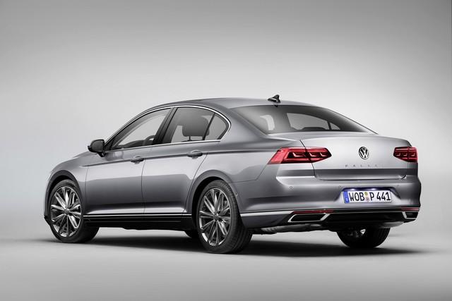 Volkswagen Passat đời mới nâng tầm, sử dụng khung gầm hoàn toàn mới đấu Toyota Camry, Honda Accord - Ảnh 3.