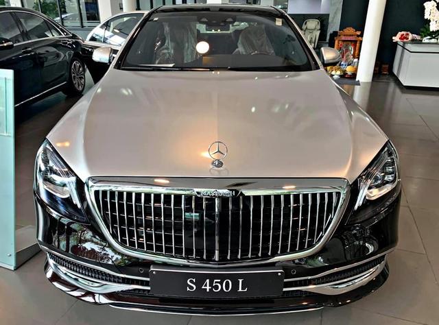 Đại lý bán Mercedes-Benz S 450 L tặng kèm gói độ Maybach giá gần 400 triệu đồng - Ảnh 1.