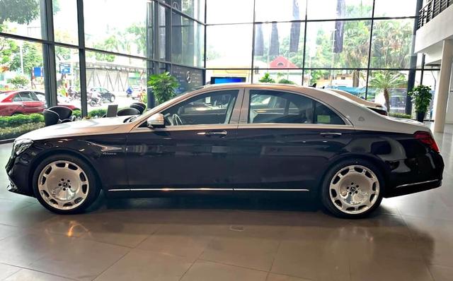 Đại lý bán Mercedes-Benz S 450 L tặng kèm gói độ Maybach giá gần 400 triệu đồng - Ảnh 3.