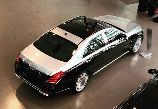 Đại lý bán Mercedes-Benz S 450 L tặng kèm gói độ Maybach giá gần 400 triệu đồng - Ảnh 5.