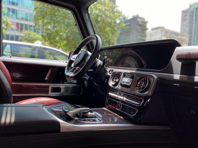 Mới tậu xe 1 năm, đại gia Hà Nội bán lại Mercedes-AMG G 63 Edition 1 với giá 11,6 tỷ đồng - Ảnh 3.