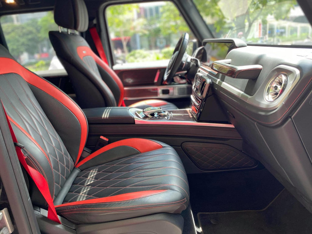 Mới tậu xe 1 năm, đại gia Hà Nội bán lại Mercedes-AMG G 63 Edition 1 với giá 11,6 tỷ đồng - Ảnh 4.