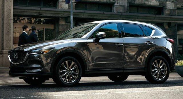 Đấu Honda CR-V, Mazda CX-5 2021 nâng cấp màn hình siêu lớn và thêm tính năng an toàn mới - Ảnh 2.