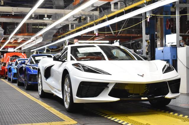 Chiếc Corvette thứ 1,75 triệu xuất xưởng tại Kentucky - Ảnh 3.