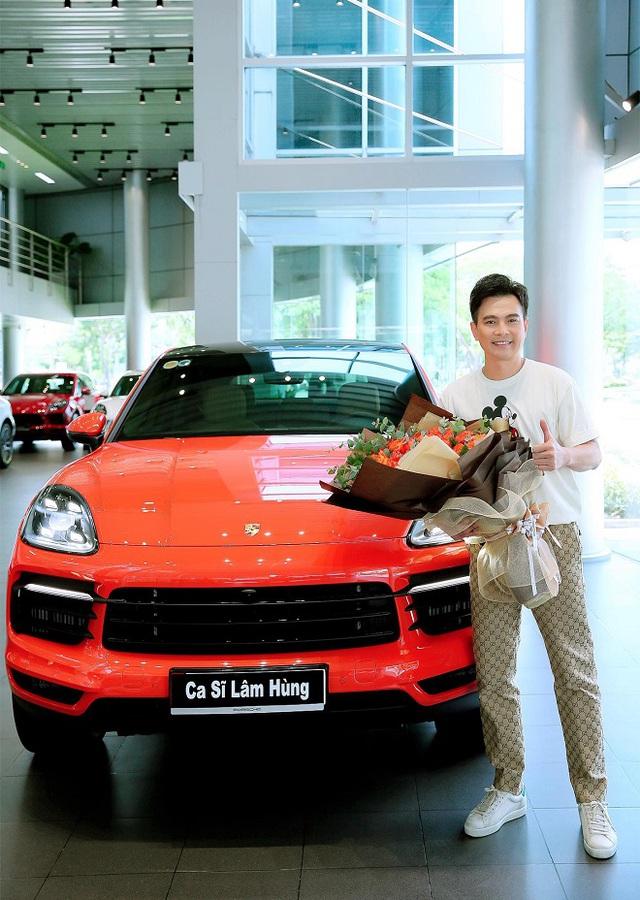 Ông vua nhạc miền Tây Lâm Hùng: 22 lần đổi xe hơi, vừa chi 7 tỉ mua xe mới - Ảnh 1.
