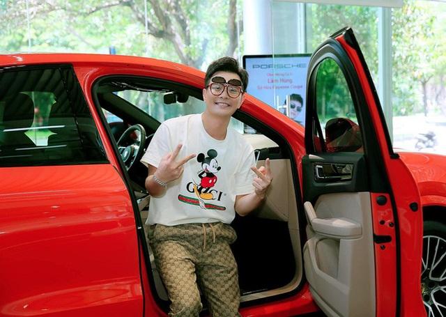 Ông vua nhạc miền Tây Lâm Hùng: 22 lần đổi xe hơi, vừa chi 7 tỉ mua xe mới - Ảnh 2.