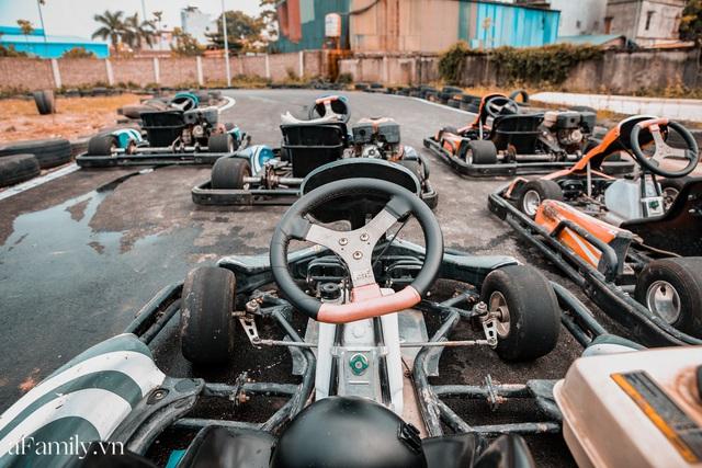 Đua xe Go-Kart hot trở lại, có hẳn trường đua 5.000m2 cực xịn xò ở Hà Nội mà không phải ai cũng biết - Ảnh 13.