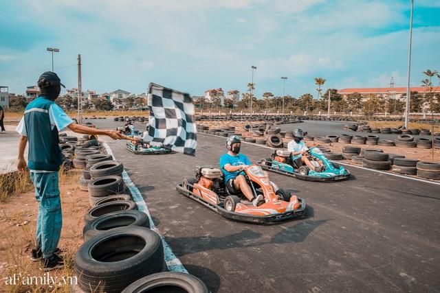 Đua xe Go-Kart hot trở lại, có hẳn trường đua 5.000m2 cực xịn xò ở Hà Nội mà không phải ai cũng biết - Ảnh 14.