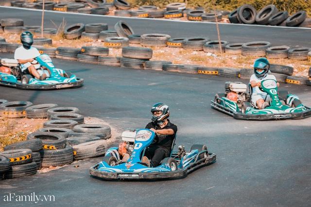 Đua xe Go-Kart hot trở lại, có hẳn trường đua 5.000m2 cực xịn xò ở Hà Nội mà không phải ai cũng biết - Ảnh 15.