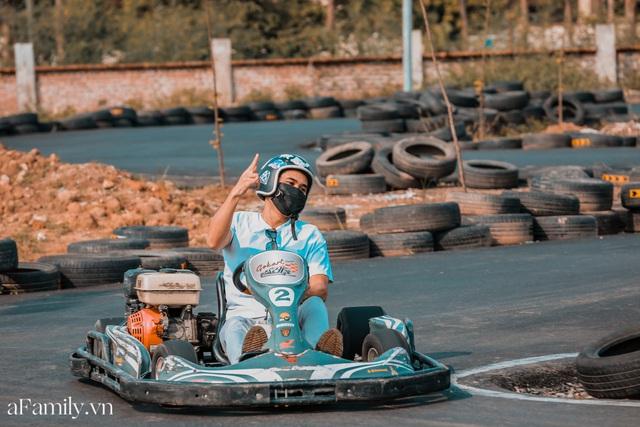 Đua xe Go-Kart hot trở lại, có hẳn trường đua 5.000m2 cực xịn xò ở Hà Nội mà không phải ai cũng biết - Ảnh 16.