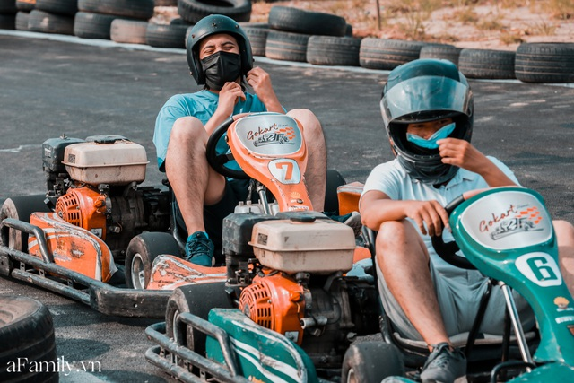 Đua xe Go-Kart hot trở lại, có hẳn trường đua 5.000m2 cực xịn xò ở Hà Nội mà không phải ai cũng biết - Ảnh 17.