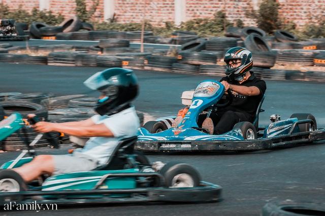 Đua xe Go-Kart hot trở lại, có hẳn trường đua 5.000m2 cực xịn xò ở Hà Nội mà không phải ai cũng biết - Ảnh 18.