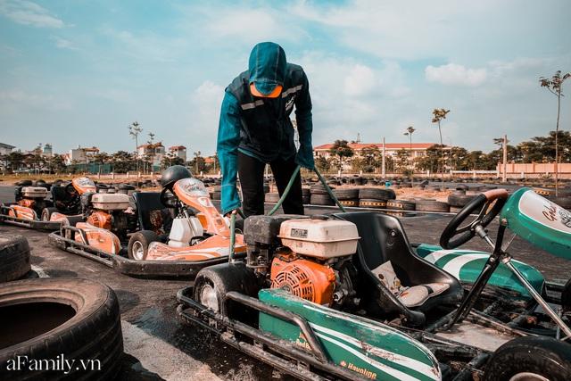 Đua xe Go-Kart hot trở lại, có hẳn trường đua 5.000m2 cực xịn xò ở Hà Nội mà không phải ai cũng biết - Ảnh 20.