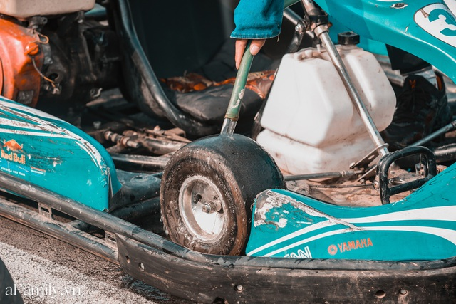 Đua xe Go-Kart hot trở lại, có hẳn trường đua 5.000m2 cực xịn xò ở Hà Nội mà không phải ai cũng biết - Ảnh 21.