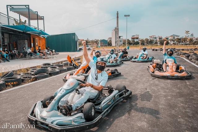 Đua xe Go-Kart hot trở lại, có hẳn trường đua 5.000m2 cực xịn xò ở Hà Nội mà không phải ai cũng biết - Ảnh 6.