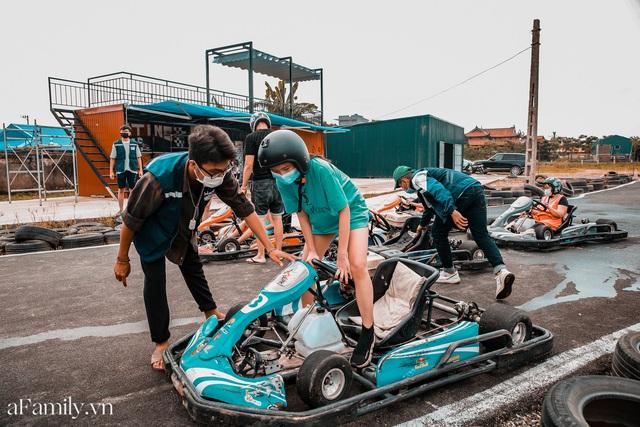 Đua xe Go-Kart hot trở lại, có hẳn trường đua 5.000m2 cực xịn xò ở Hà Nội mà không phải ai cũng biết - Ảnh 7.