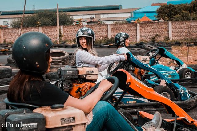 Đua xe Go-Kart hot trở lại, có hẳn trường đua 5.000m2 cực xịn xò ở Hà Nội mà không phải ai cũng biết - Ảnh 8.