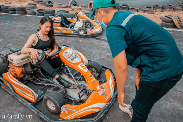 Đua xe Go-Kart hot trở lại, có hẳn trường đua 5.000m2 cực xịn xò ở Hà Nội mà không phải ai cũng biết - Ảnh 9.