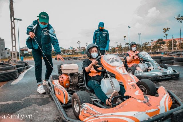 Đua xe Go-Kart hot trở lại, có hẳn trường đua 5.000m2 cực xịn xò ở Hà Nội mà không phải ai cũng biết - Ảnh 10.
