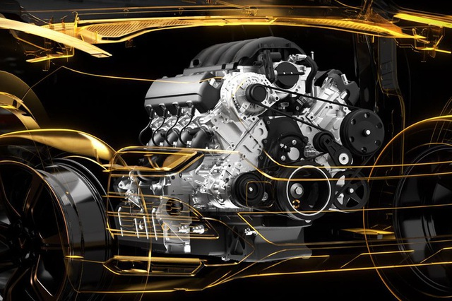 Hé lộ động cơ khủng trên VinFast President: Tăng tốc nhanh hơn nhiều Lexus LX 570 - Ảnh 2.