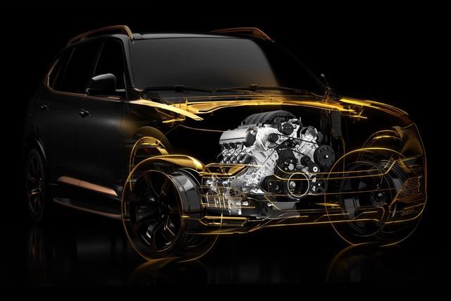 Hé lộ động cơ khủng trên VinFast President: Tăng tốc nhanh hơn nhiều Lexus LX 570 - Ảnh 1.