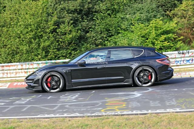 Porsche Taycan sedan bán quá chạy, phiên bản Cross Turismo sắp ra mắt gặp rắc rối - Ảnh 2.