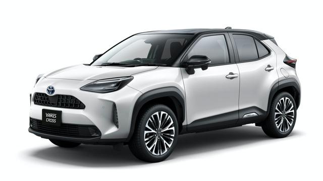 Toyota Yaris Cross đấu Hyundai Kona bằng giá từ 400 triệu đồng tại Nhật Bản