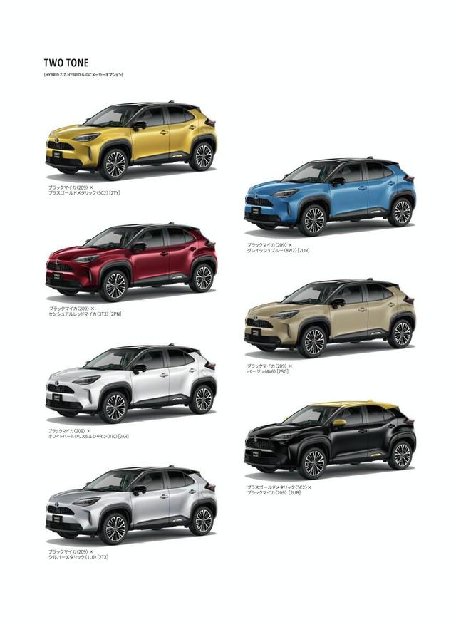 Toyota Yaris Cross đấu Hyundai Kona bằng giá từ 400 triệu đồng tại Nhật Bản - Ảnh 1.