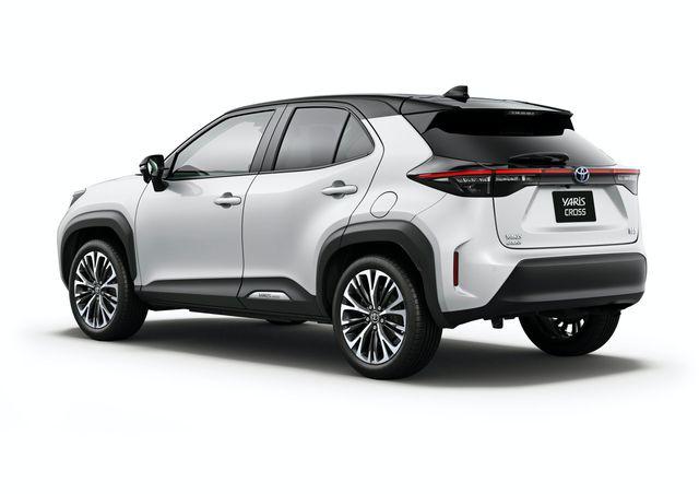 Toyota Yaris Cross đấu Hyundai Kona bằng giá từ 400 triệu đồng tại Nhật Bản - Ảnh 2.