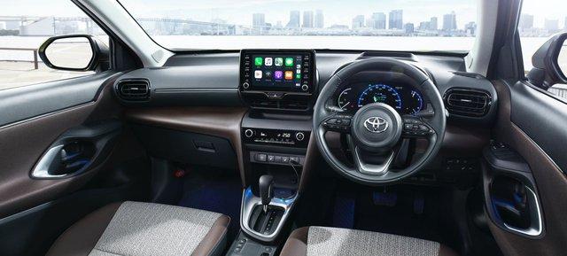 Toyota Yaris Cross đấu Hyundai Kona bằng giá từ 400 triệu đồng tại Nhật Bản - Ảnh 4.