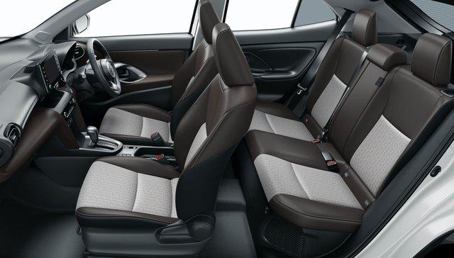 Toyota Yaris Cross đấu Hyundai Kona bằng giá từ 400 triệu đồng tại Nhật Bản - Ảnh 5.