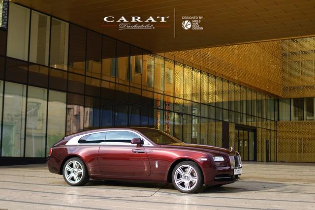 Rolls-Royce Wraith độ thân wagon độc nhất vô nhị cho giới siêu giàu - Ảnh 2.