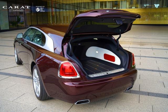 Rolls-Royce Wraith độ thân wagon độc nhất vô nhị cho giới siêu giàu - Ảnh 3.