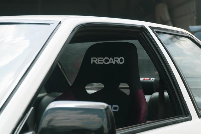 Bắt gặp hàng hiếm Toyota AE86: Chỉ có 2 chiếc tại Việt Nam, mẫu xe lừng danh được dân chơi Nhật ưa chuộng - Ảnh 10.