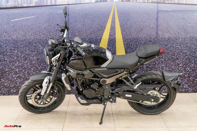 Chi tiết GPX MAD 300 giá 75 triệu đồng tại Việt Nam: Naked-bike Thái Lan cho người mới chơi - Ảnh 2.