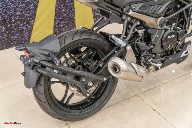 Chi tiết GPX MAD 300 giá 75 triệu đồng tại Việt Nam: Naked-bike Thái Lan cho người mới chơi - Ảnh 8.