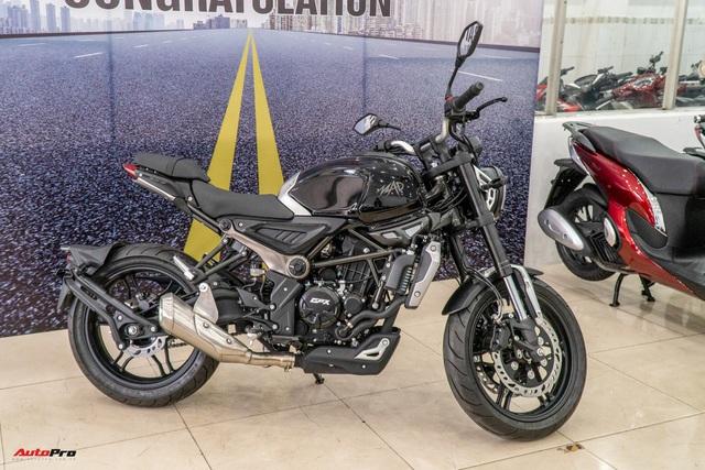 Chi tiết GPX MAD 300 giá 75 triệu đồng tại Việt Nam: Naked-bike Thái Lan cho người mới chơi - Ảnh 4.