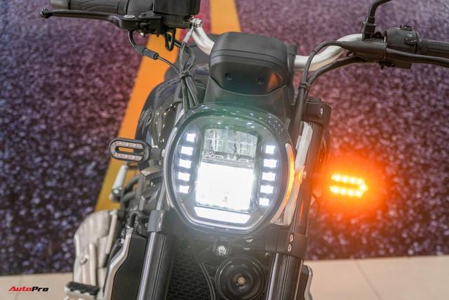 Chi tiết GPX MAD 300 giá 75 triệu đồng tại Việt Nam: Naked-bike Thái Lan cho người mới chơi - Ảnh 3.