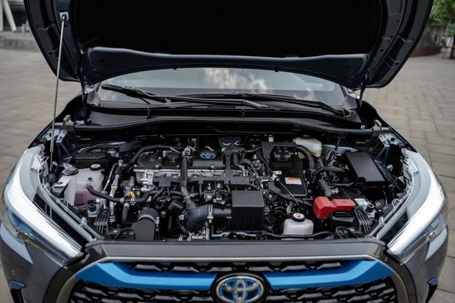 Toyota Corolla Cross ra mắt Việt Nam: Giá từ 720 triệu đồng, đua 'top' công nghệ phân khúc - Ảnh 6.