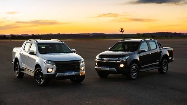 Chevrolet Colorado 2021 trình làng: Đổi thiết kế đầu xe, gây áp lực cho Ford Ranger và Mitsubishi Triton - Ảnh 1.