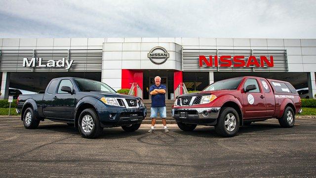 Nissan Navara chạy kỷ lục 1,6 triệu km, chủ xe được hãng tặng nguyên chiếc đời mới - Ảnh 2.