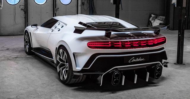 Siêu xe Bugatti Centodieci trị giá 256 tỷ đồng của Ronaldo có gì đặc biệt? - Ảnh 7.