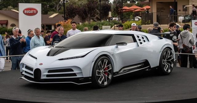 Siêu xe Bugatti Centodieci trị giá 256 tỷ đồng của Ronaldo có gì đặc biệt? - Ảnh 8.